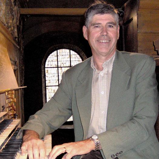 Gerard Goudet organiste
