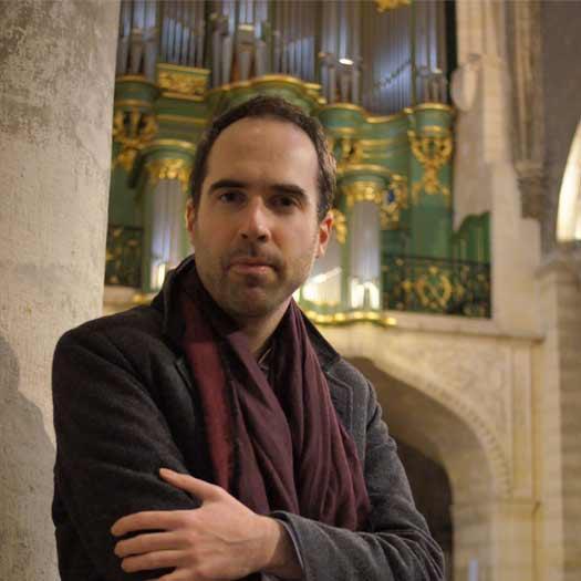 Paul Goussot - Les Amis de l'Orgue de Monteux