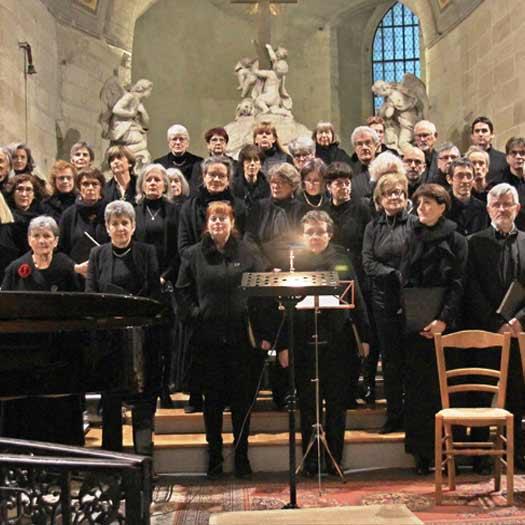 Choeur Cantabile - Les Amis de l'Orgue de Monteux