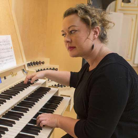 Monica Melcova - Les Amis de l'Orgue de Monteux