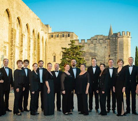 chœur de l'opéra d'Avignon