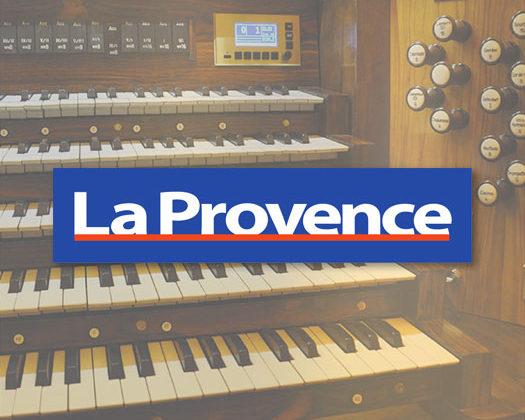La Provence Les amis de l'orgue de Monteux