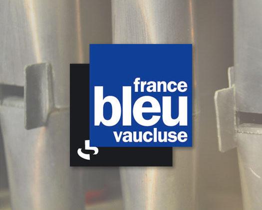 france bleu vaucluse Les amis de l'orgue de Monteux