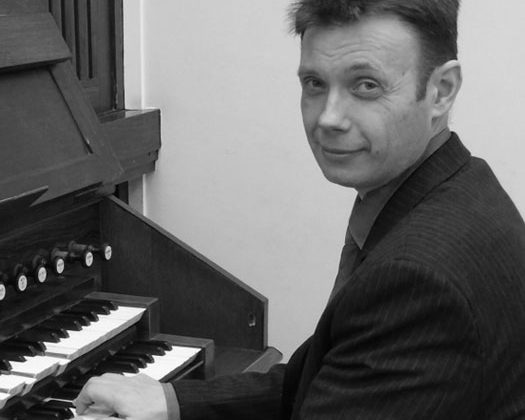 Frédéric Lamantia organiste