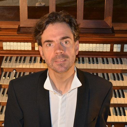 Pierre Cambourian organiste