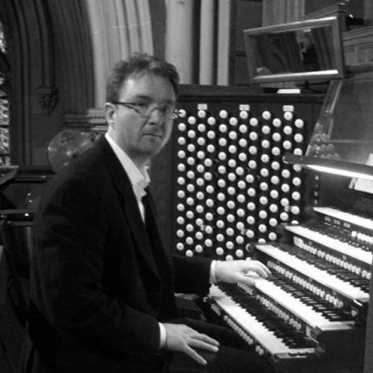 Emmanuel Duperrey organiste