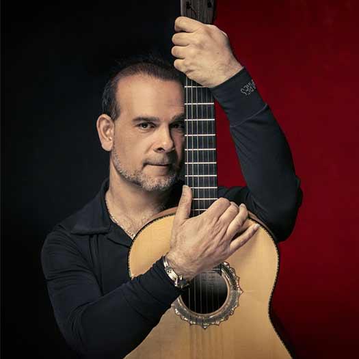 Juan Carmona - Les Amis de l'Orgue de Monteux